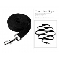 China Quick Release puppy leash Long-Distance 1 inch wide 6 ft Long Dog Training leash factory