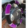 Buy cheap Car steering wheel cover fabric cover car steering wheel cover easy clean from wholesalers