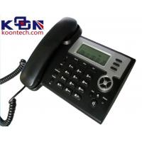 Buy cheap SIM Card VOIP SIP Phone For Office Telephones , Speed Dial Support Route / Bridge Model from Wholesalers