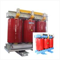 Buy cheap AN Or ANAF Cooling 3 Phase Transformer Dry 33kV - 3150 KVA Cast Resin from Wholesalers