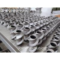 Buy cheap Steer 50 Extruder Screws And Barrels Twin Screw Extruder Food Snacks Machine Use from Wholesalers