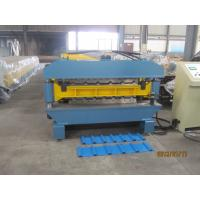 Buy cheap High Speed Double Layer Deck Roll Forming Machine 0.3 - 0.7mm from Wholesalers