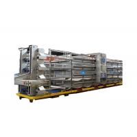 China Automatic Chick Rearing Cage Chicken Cage For Laying Eggs 15-20 Years Lifespan factory
