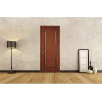 Buy cheap One Wood Panel Door  Walnut Veneer With Complete Set Thickness 45mm 40mm 50mm from Wholesalers