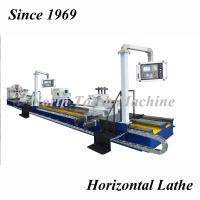 China Accurate Heavy Duty Lathe Machine High Precision ISO Certification on sale