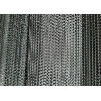 China 304 stainless steel  balanced wire mesh belt , food mesh belt for peanut on sale