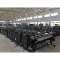 Buy cheap factory price.1.8m  Eco solvent printer with double epson dx5 print head from Wholesalers