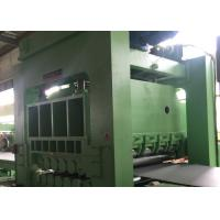 Buy cheap Robust Construction Cut To Length Line Machine 260 Mm Leveler Shaft Diameter from Wholesalers