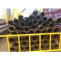 China Power Station Boiler Alloy Steel Seamless Tubes ASTM A335 ASME SA335 P22 factory