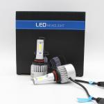 Buy cheap S2 H4 H7 H13 H11 H1 9005 9006 COB Chip LED Headlight 36W 4000lm Car LED Headlights Bulb Fog Light from Wholesalers