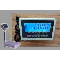 China ABS Plastic IP68 Waterproof Weighing Scale Indicator With Large LCD Display factory