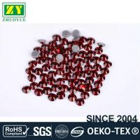 Buy cheap Tiny Flat Hotfix Glass Rhinestones High Color Accuracy With Even Facets from Wholesalers
