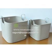 Quality industion big and small rattan style basket mould tooling wholesale