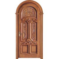 Buy cheap Melamine Solid Oak MDF Door Skin With Sound Resistant Function Luxury Design from Wholesalers