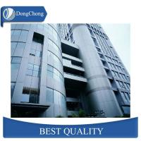 China Aluminum Honeycomb Composite Panels For Curtain Wall Covering / Decoration factory