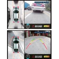 Buy cheap 360 Panoramic Surveillance Car Reverse Parking System For Audi A6L, Around View Monitoring System from Wholesalers