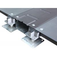 Cementitious Raised Floor Trunking Optional OA Network Raised Access Floor
