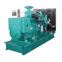 China Cummins Engine 100kva 80kw Continuous Diesel Generator  with high quality and energy saving factory