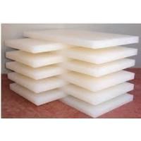 China Extruded PP plastic pad/block(glossy surface) factory