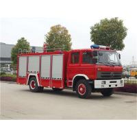 Buy cheap Professional 4x2 4000 Liters Water Firefighter Rescue Truck 4m3 TS16949 Approved from Wholesalers