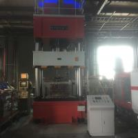 Truck Brake Press Hydraulic Machine , Industrial Hydraulic Press Machine Computerized