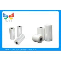 Buy cheap Liquid Bottles Packing Pvc Shrink Wrap Film with Excellent Sealing Under High Speed from Wholesalers