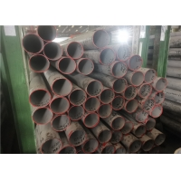 China ERW Pickled Stainless Steel Welded Tubes for Superheater&Reheater, High Safety factory
