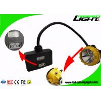 Buy cheap Mining Lamp Semi Corded warning lights one+two light soure panasonic battery pack from Wholesalers