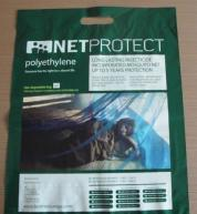 China Biodegradable Plastic Packaging Bag For Mosquito Net on sale