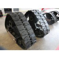 China Middle Size Crawler Track Systems factory