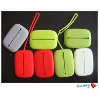 Buy cheap silicone wallet,fashion lady silicone wallet from Wholesalers