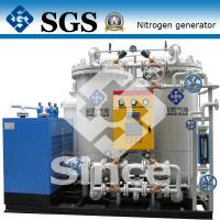 Buy cheap Energy Saving PSA Nitrogen Plant Industrial Nitrogen Generator 5-5000 Nm3/h from Wholesalers