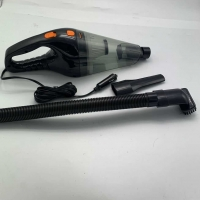 China NEW 12v Portable Car Vacuum Cleaner plastic for car cleaning hose kit factory