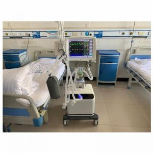 China Hospital Mechanical Ventilator Machine Medical Artificial Respiration on sale
