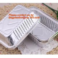 China airline disposable aluminium, aluminum foil container for food packaging, kitchenware, tableware, disposable, takeaway factory