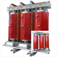 Buy cheap 22kV - 3500kVA Dry Type Transformer Cast Resin Fireproof Dry Type Power Distribution from Wholesalers