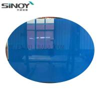 China Interior Decoration beautiful Lacquered Painted Glass With Paint factory