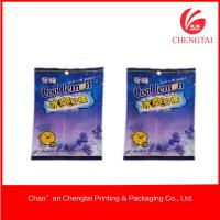 Clear plastic food packaging sealable bag for candy / Milk Powder Storge