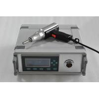 Buy cheap Ultrasonic Spot Welder Equipment  , Small Welding Machine For Automotive Interior Parts from Wholesalers