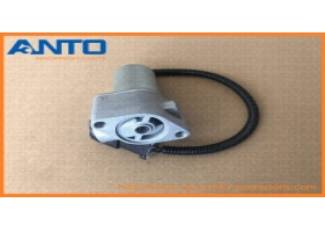China 702-21-07010  PC200-6 PC120-6 PC128 Komatsu Excavator Spare Parts Pump Solenoid Valve factory