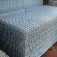 China 50*50mm Galvanized Wire Mesh Garden Fence Panels For Cages 1-3m Width on sale