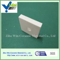 China Competitive price white alumina ceramic tiles free sample factory