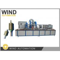 Buy cheap Electrostatic Resin Powder Coating Machine Automatic Armature Rotor Stacks from wholesalers