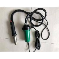 China 110V hot air hand tools are used in applications for welding Geomembrane, piping construction,plastic joining factory