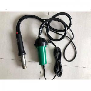 China 110V hot air heat gun for plastic welding, shrinking and overlap welding factory
