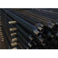 China Straight Seamless Boiler Tubes Material Cs Structure Finned Ends Bevelled factory