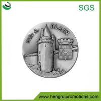 challenge coins, nickle plating coin