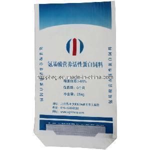 Buy cheap PP Fertilizer Valve Bag from Wholesalers