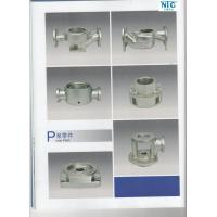 China High Precision Valve Casting Parts / Investment Casting Products With CNC Milling Machining factory