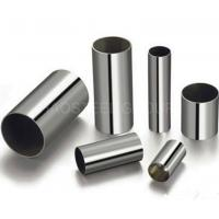 Buy cheap Custom Length 316L Stainless Steel Round Tube , 316 321 310S Stainless Steel Tube from Wholesalers